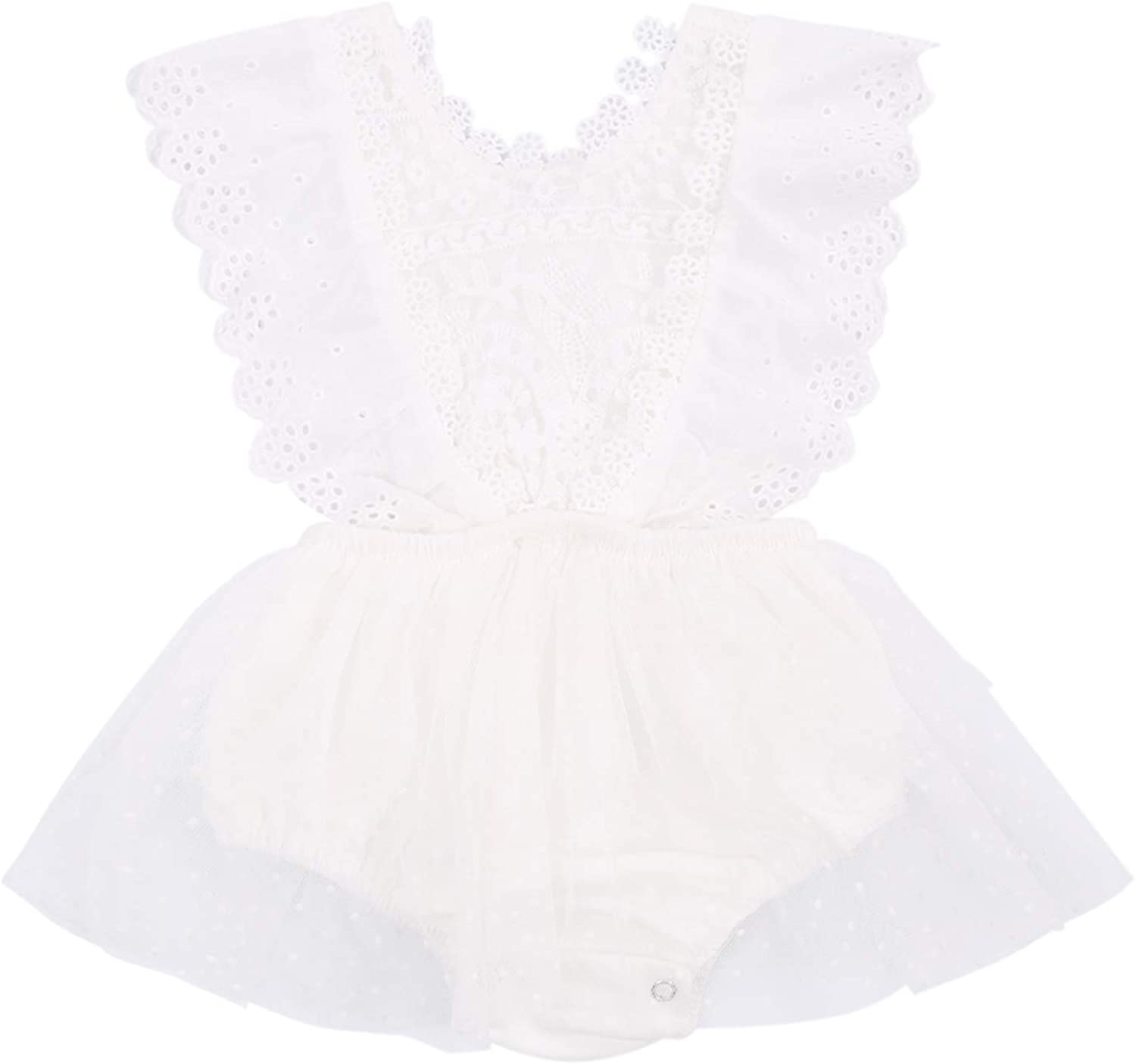 Newborn Infant Baby Girls Ranking TOP15 Butterfly Romper Luxury goods Clothes Ruffle Sleeve