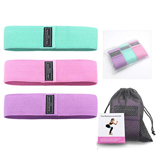 Resistance Loop Bands, Resistance Exercise Bands for Home Fitness,...