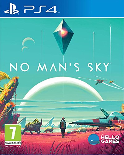 No Man's Sky - PlayStation 4 - [Edizione: Francia]