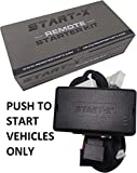 Start-X Plug N Play Remote Start Starter for Select Push to Start Toyota's||