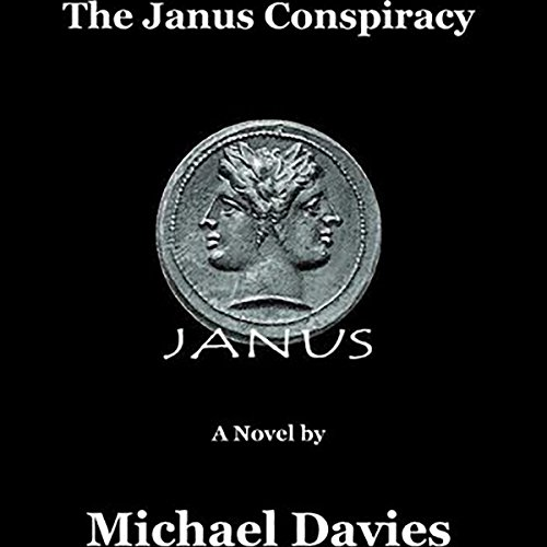 The Janus Conspiracy audiobook cover art
