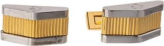 Diamond Moon Stainless Steel Cufflinks for Men, Stainless Steel - 1800541240440