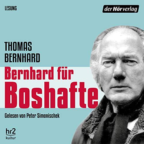 Bernhard für Boshafte Titelbild