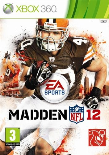 [UK-Import]Madden NFL 12 Game XBOX 360