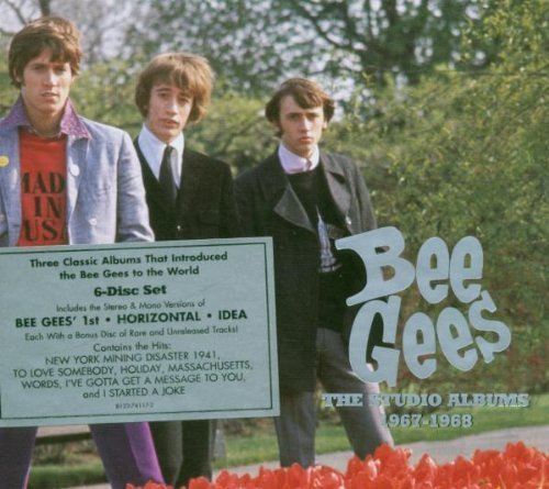 The Studio Albums 1967-1968 by Bee Gees Box set edition (2006) Audio CD