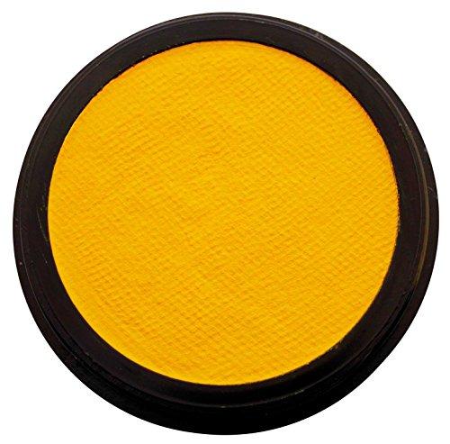 Creative L'espiègle 352229 – Professional Aqua Maquillage – Jaune – 3.5 ML/5 G