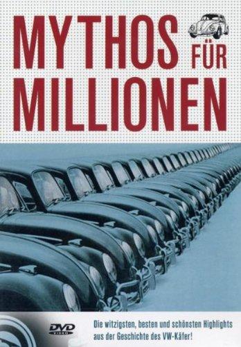 Mythos für Millionen - Die witzigsten, besten und schönsten Highlights aus der Geschichte des VW Käfer !
