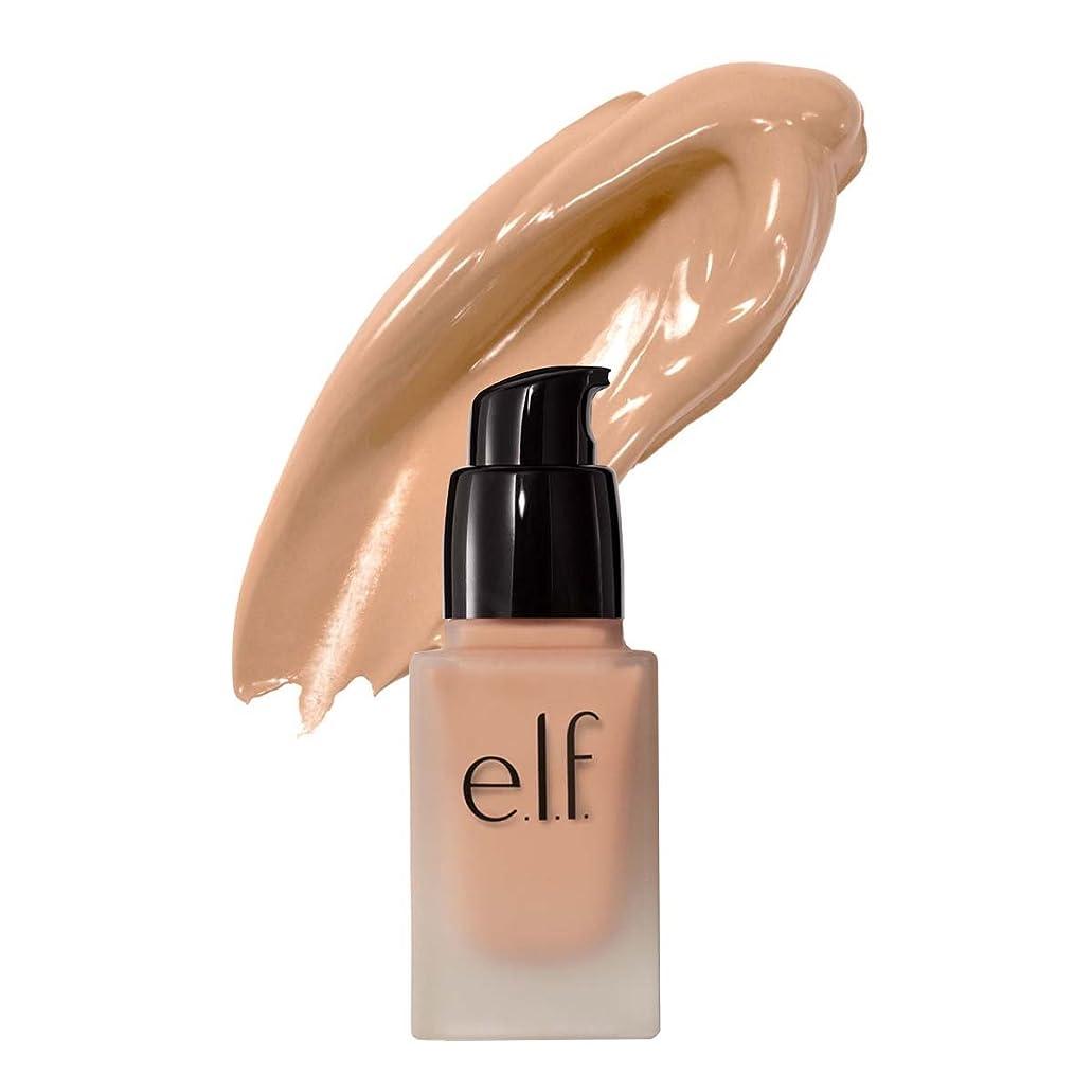服を着る学ぶシンプルさ(3 Pack) e.l.f. Oil Free Flawless Finish Foundation - Tan (並行輸入品)