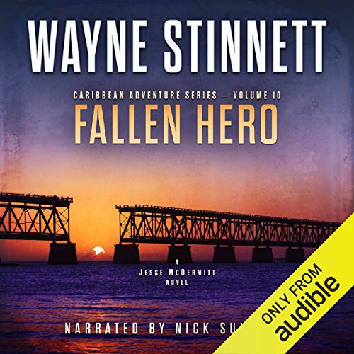 Fallen Hero: A Jesse McDermitt Novel: Caribbean Adventure Series, Book 10