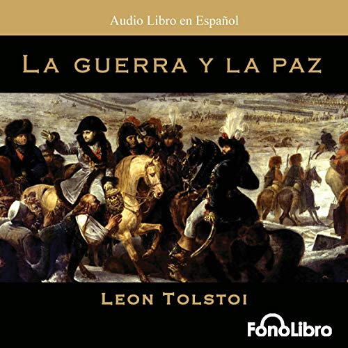 La Guerra y la Paz [War and Peace] Titelbild