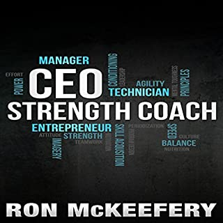 CEO Strength Coach audiobook cover art