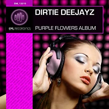 Purple Flowers Album