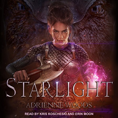 Starlight     The Dragonian Series, Book 5              By:                                                                                                                                 Adrienne Woods                               Narrated by:                                                                                                                                 Erin Moon,                                                                                        Kris Koscheski                      Length: 21 hrs and 2 mins     17 ratings     Overall 4.5