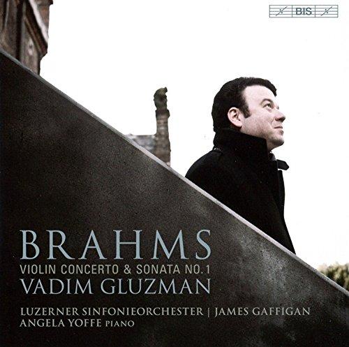 Violin Concerto & Sonata No. 1 (SACD)