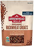 Arrowhead Mills Organic Buckwheat Groats, 24 Ounce (Pack of 6)