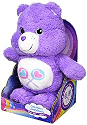 Image: Care Bears Just Play Share Plush Toys, Purple