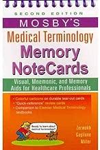 [ Mosby's Medical Terminology Memory NoteCards Zerwekh, JoAnn ( Author ) ] { Paperback } 2011