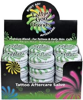 CASE 24 Tattoo Goo Salve Aftercare Ointment - 3/4oz Tin
