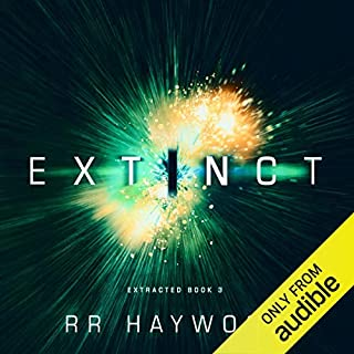 Extinct     Extracted, Book 3              By:                                                                                                                                 R. R. Haywood                               Narrated by:                                                                                                                                 Carl Prekopp                      Length: 12 hrs and 57 mins     1,413 ratings     Overall 4.7