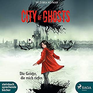 City of Ghosts - Die Geister, die mich riefen Titelbild