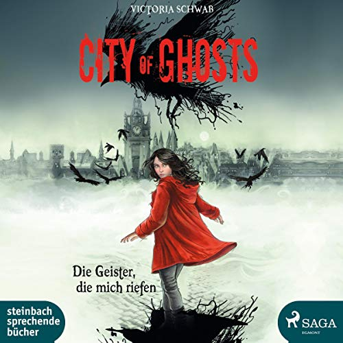 City of Ghosts - Die Geister, die mich riefen cover art