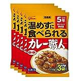 江崎グリコ 常備用カレー職人3食パック中辛  170g×3食 ×5個