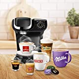 Tassimo My Way 2 Capsule Machine TAS6502 Coffee Machine by Bosch with Water Filter, Over 70 Drinks, Personalisation, Fully Automatic, Easy Preparation, 1500 Watt, 1.3 Litre, Black