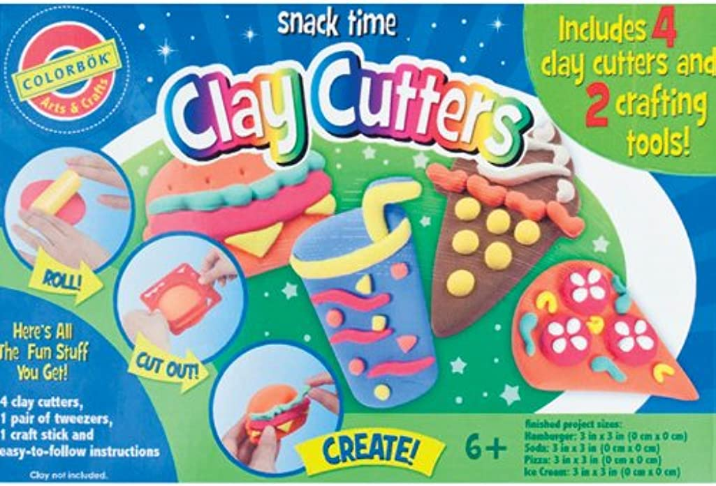 Clay Cutters-Snack Time