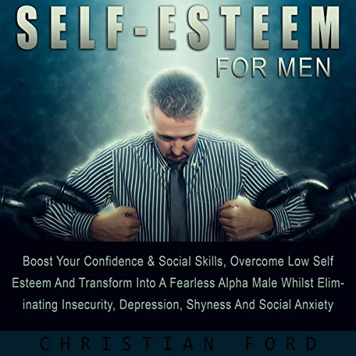 Self Esteem for Men  By  cover art