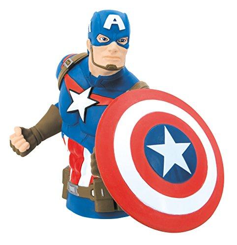 Marvel Coin Bank Avengers - Capitán...
