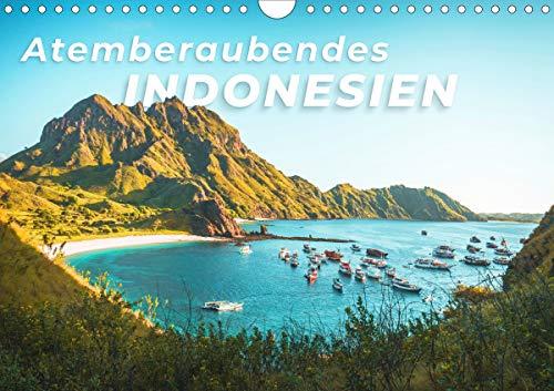 Atemberaubendes Indonesien (Wandkalender 2021 DIN A4 quer)