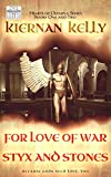 For Love of War and Styx and Stones: Books One and Two (Hearts of Olympus Series Book 1) (English Edition)