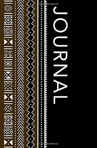 ಜರ್ನಲ್: ಕಪ್ಪು ಮತ್ತು ಕಂದು ಆಫ್ರಿಕನ್ ಬೊಗೊಲನ್ (ಮುಡ್ಕ್ಲಾತ್) ಜರ್ನಲ್ / ನೋಟ್ಬುಕ್
