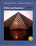 Vector Mechanics for Engineers: Statics and Dynamics, New Media Version, Sixth Edition