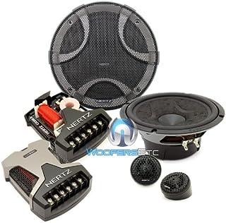 "ESK-165L.5 - Hertz 6.5"" 300W Peak 2-Way Component Speaker System with Extra Heavy Bass"