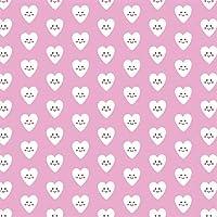 Qinunipoto 写真撮影用 背景布 和風 写真背景 撮影用 背景 布 ピンクの背景 心 love 撮影 写真 飾る 背景紙 誕生日 背景幕 布背景 自宅 写真館 無反射 小道具 撮影用背景紙 ポリエステル 洗濯可 1.5m x 1.5m