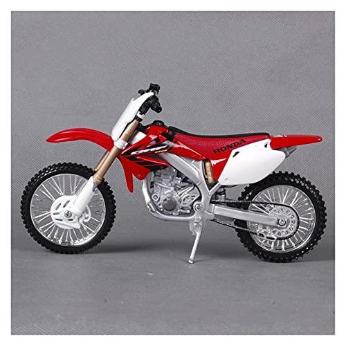 El Maquetas Coche Motocross Fantastico Nuevo 1:12 para Husqvarna FE 501 Simulación De Aleación Modelo De Motocicleta Adornos Colección Regalo Coche De Juguete Regalos Juegos Mas Vendidos (Color : 2)