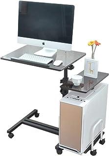 Tables HAIZHEN Pliable Ordinateur Portable Bureau de lit Mobile de Bureau Mobile Angle réglable en Hauteur Ordinateur Port...