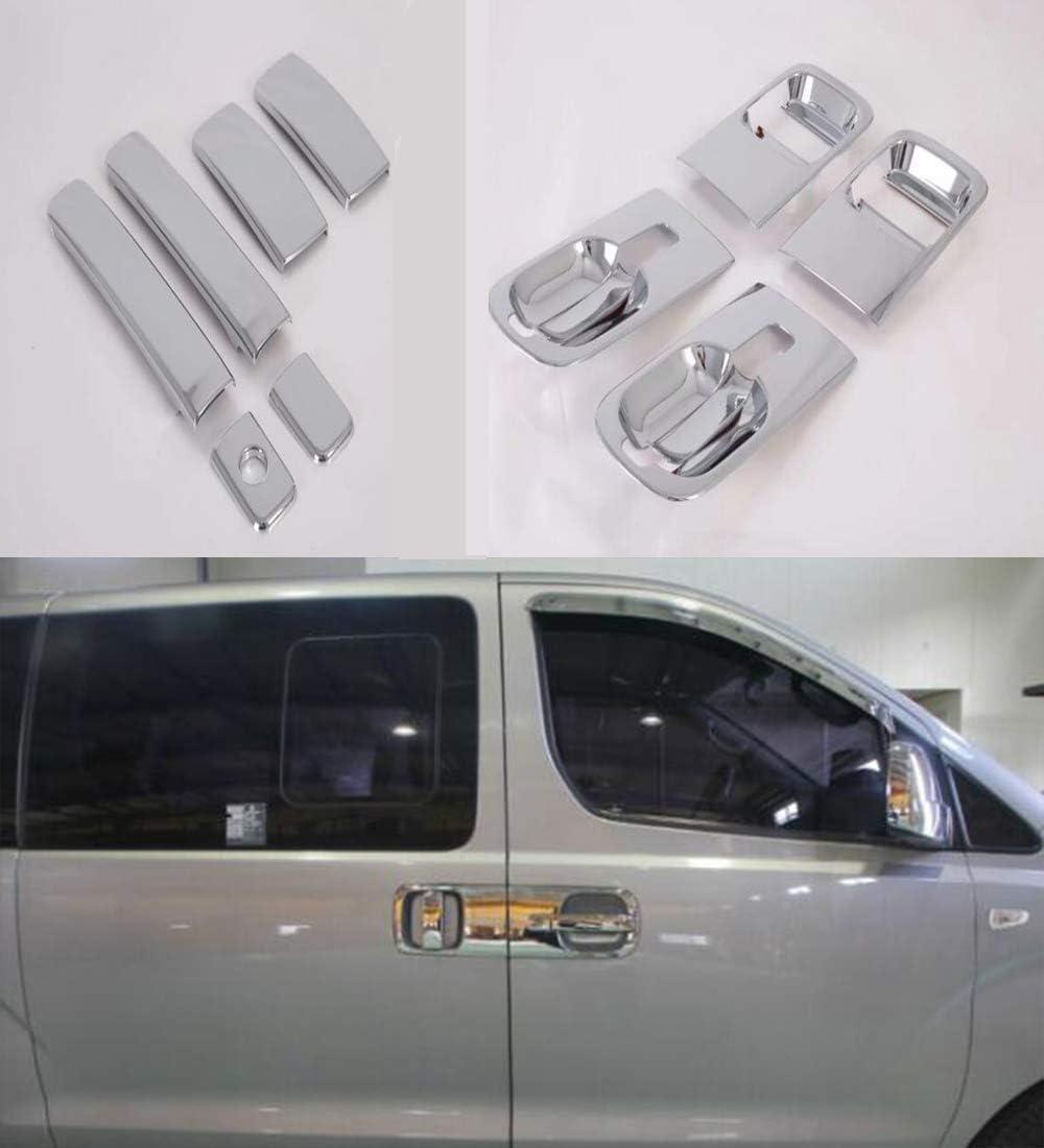 Momoap Car Chrome Mirror Side Exterior Tucson Mall Cup Nippon regular agency Handles Door Bowl C