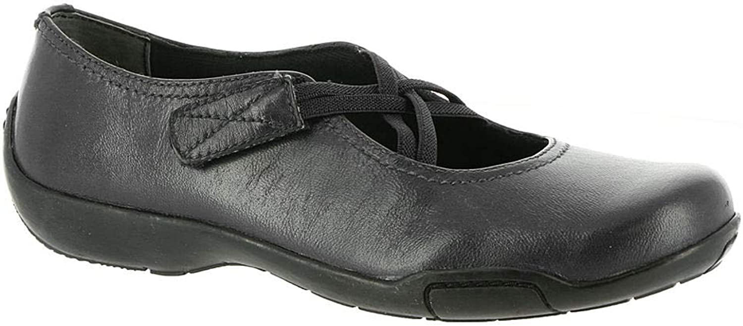 Ros Hommerson Womens Cozy Round Toe Ballet Flats