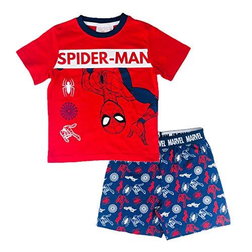 Pijama Spiderman Niño Marca Marvel
