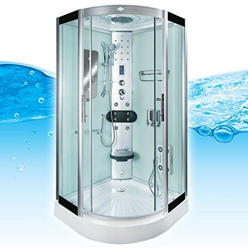 Cabina de ducha de vapor