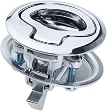 DEDC Pull Lock meubelslot, meubelgreep, slot voor camping, boot, caravan, flush hatch, locker, cabinet, pull lift hatch, v...