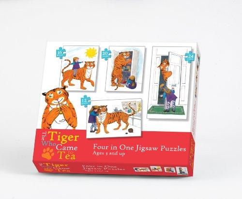 4185 Tiger 4: 1 Puzzle