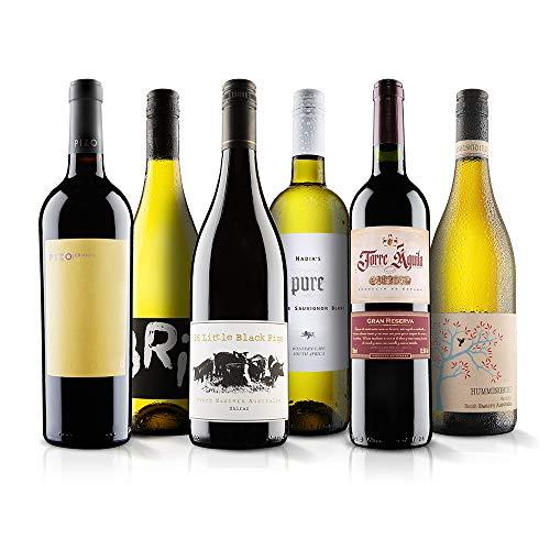 Customer Favourites Mixed Wine Case - 6 Bottles (75cl) - Virgin Wines