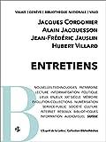 Entretiens (Bibliotéchos) (French Edition)