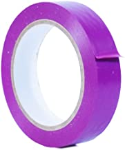WOD CVT-536 Purple Vinyl Pinstriping Dance Floor Tape, Safety Marking Floor Splicing Tape (Also Available in Multiple Sizes & Colors): 1 in. wide x 36 yds. (Pack of 1)