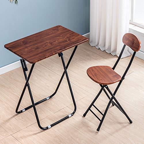 Mesa plegable, que se utiliza for dormitorio de casa, alquiler, la escritura...