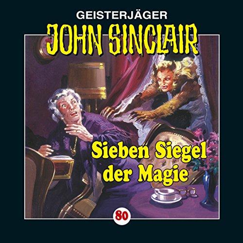 Sieben Siegel der Magie. Kreuz-Trilogie 1 audiobook cover art