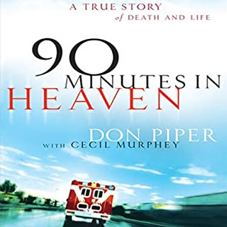 90 Minutes in Heaven cover art